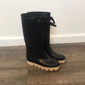 Marc by Marc Jacobs rain boots size 36